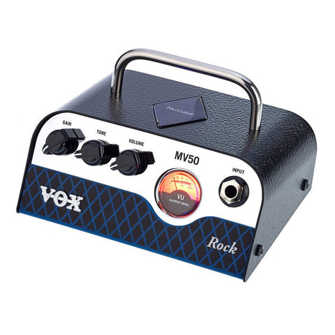 Vox MV50 Rock 50-Watt Mini Guitar Amp Head