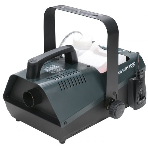 ADJ Fog Fury 2000 Fog Machine 1100-Watt