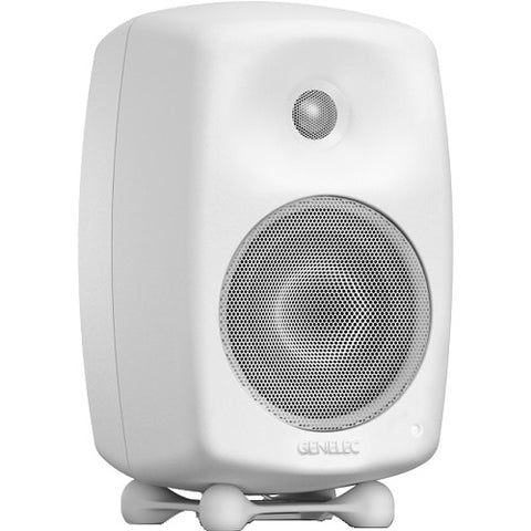 Genelec G3BW - G Three 2-Way Active Loudspeaker (Polar White)