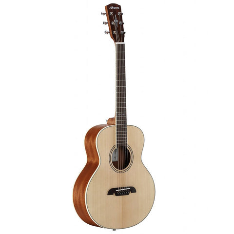 Alvarez LJ2 - Little Jumbo Travel Guitar, Natural Satin Finish