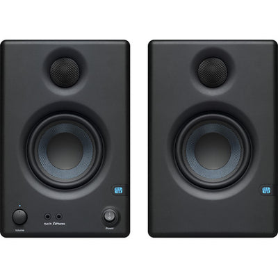 PreSonus Eris E3.5 3.5'' 2-Way 25W Nearfield Monitors (Pair)