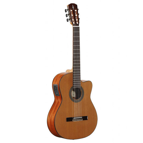 Alvarez AC65CE - Artist 65 Series Classic Electric, Natural Gloss Finish