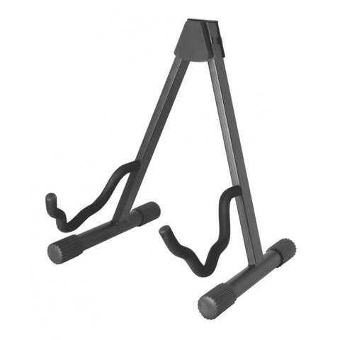 On-Stage Stands GS7362B Standard A-Frame Guitar Stand (Bag)