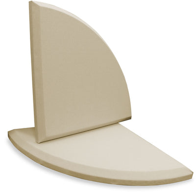 Primacoustic Ark Accent, quarter-circle, 24'', beveled edge (Beige)