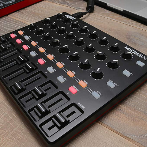 Akai MIDI MIX Portable Controller