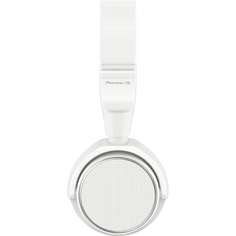 Pioneer HDJ-S7 Professional On-Ear DJ Headphones - White