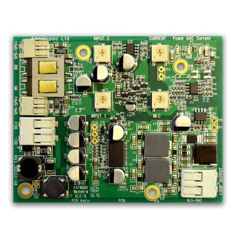 Listen Technologies HLS-DM2 - Integrated Small Area Loop Driver