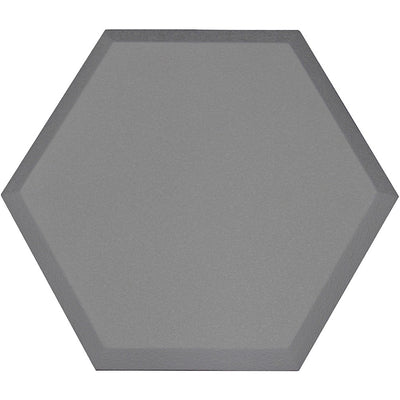 Primacoustic Element Accent, Hexagon, 14''x16''x1.5'', beveled edge (Grey)