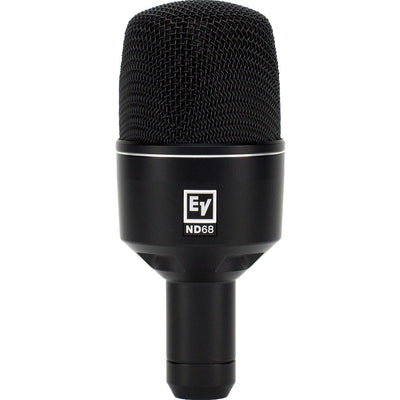 Electro-Voice ND68 - Dynamic Supercardioid Bass Drum Microphone