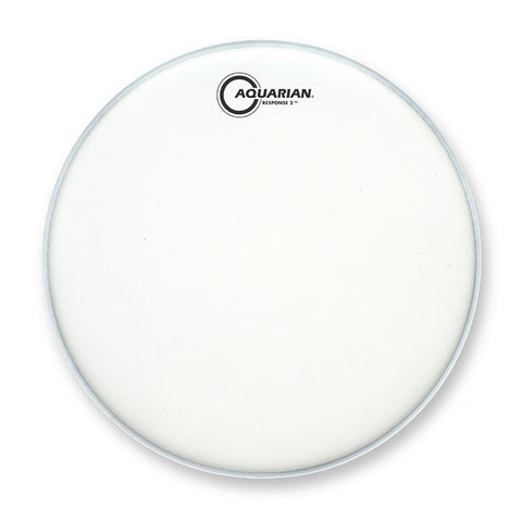 Aquarian TCRSP2-22 - 22'' TEX COATED RESPONSE 2 BASSTWO PLY DRUMHEAD