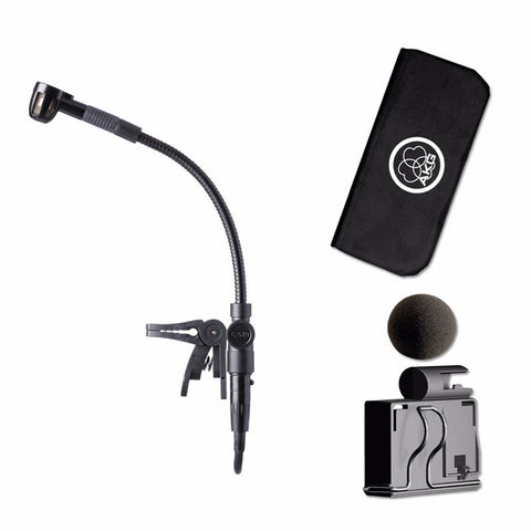 AKG C519ML Clip-On Gooseneck Instrument Microphone