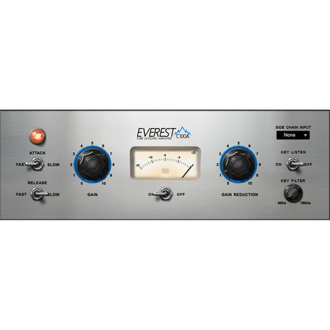PreSonus Everest C100A Compressor - Fat Channel Compressor Plug-In (Download)