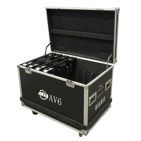 ADJ AV6FC Road Case for LED Video Panels