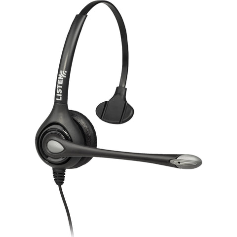 Listen Technologies LA-452 - ListenTALK Headset 2 (Over Head w/Boom Mic)