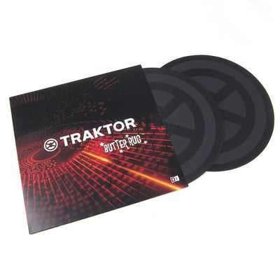 Native Instruments Traktor Butter Rugs Pro Slipmats