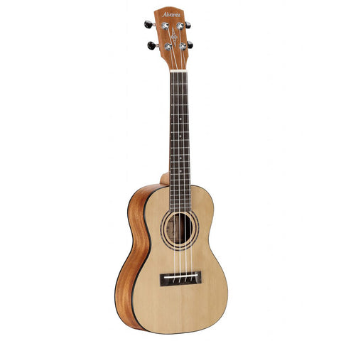 Alvarez RU26C - Concert Ukulele Acoustic, Natural Satin Finish