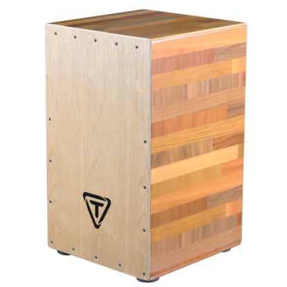 Tycoon TKT-29 Cajon Wood Mix Ash Front - 29cm Width