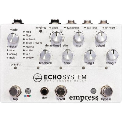 Empress Effects Echosystem - Guitar Pedal
