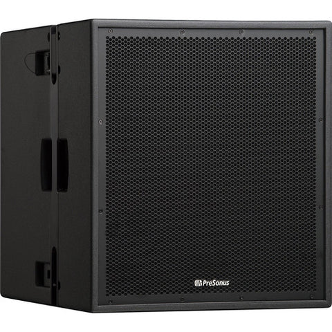 PreSonus CDL18s Dante-Enabled Active Subwoofer