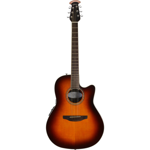 Ovation Celebrity Standard Mid-Depth Acoustic - Sunburst