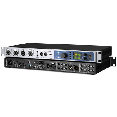RME Fireface UFX+ 188-Channel USB & Thunderbolt Audio Interface