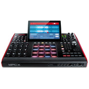 Akai MPC X Standalone Music Production Device - Black