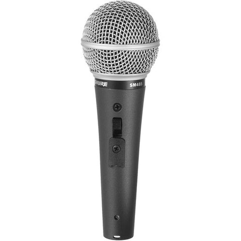 Shure SM48 Cardioid Dynamic Vocal Microphone Switch