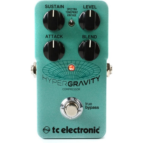 TC Electronic HyperGravity Multiband Compressor Pedal
