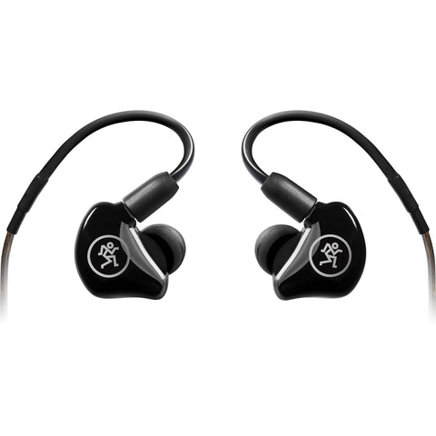 Mackie MP-220 Dual Driver Professional In-Ear Monitors