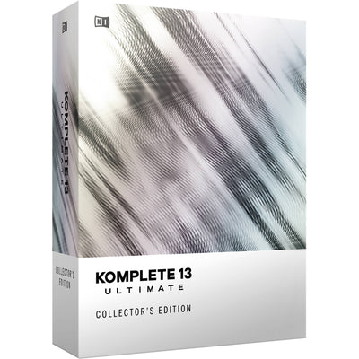 Native Instruments KOMPLETE 13 ULTIMATE Collector's Edition - Update from KOMPLETE 12 ULTIMATE CE