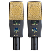 AKG C414XL-II Stereo Set Matched Pair of C414XL-II Microphone
