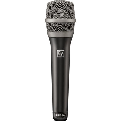Electro-Voice RE520 - Condenser supercardioid vocal microphone