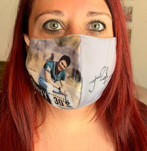 Dirty 30's 3 Layer Signed Mask