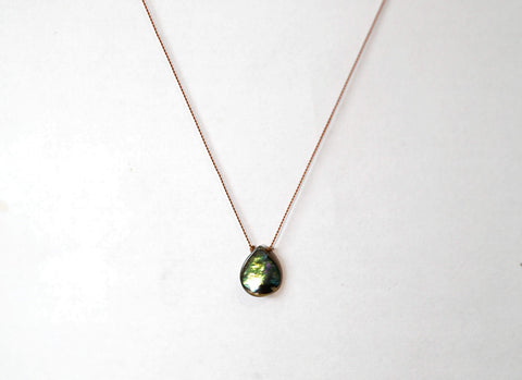 Compassion: Abalone Necklace