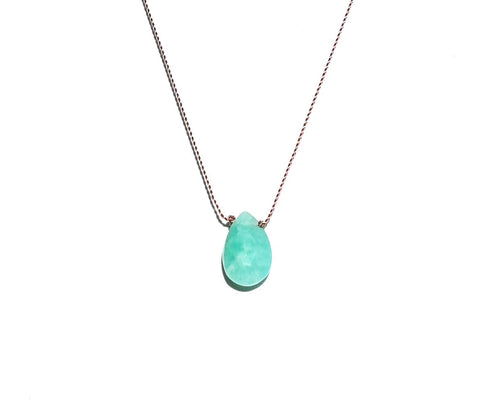 Amazonite - Throat Chakra