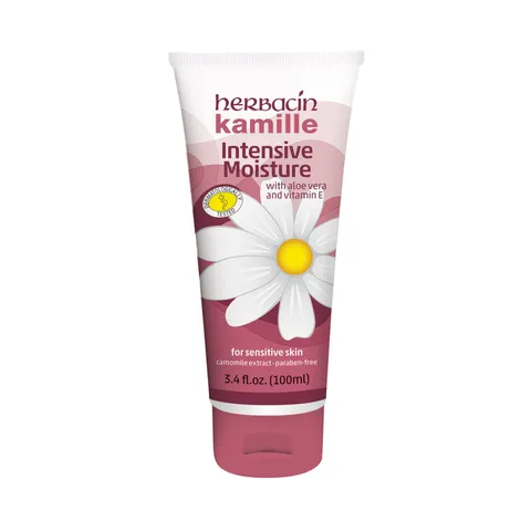 HERBACIN KAMILLE INTENSIVE MOISTURE BODY LOTION 100ml