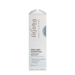 The Jojoba Company Daily Light Moisturiser 50ml