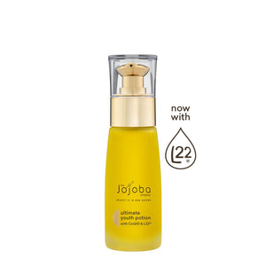 The Jojoba Company Ultimate Youth Potion + L22® 50ml