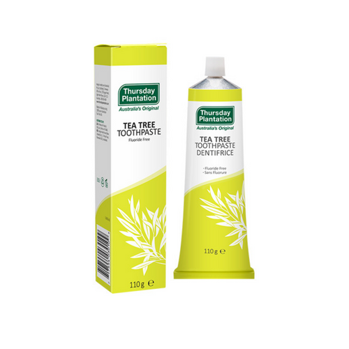 Thursday Plantation-Tea Tree Toothpaste 110g