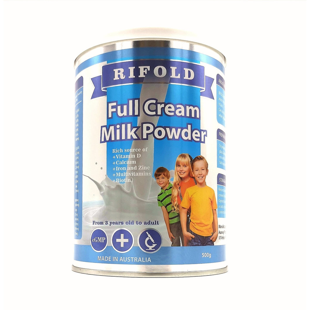 Rifold Student Formula Full Cream Milk Powder 500g
