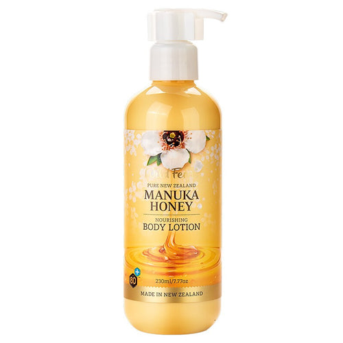 Wild Ferns Manuka Honey Nourishing Body Lotion Large 230ml