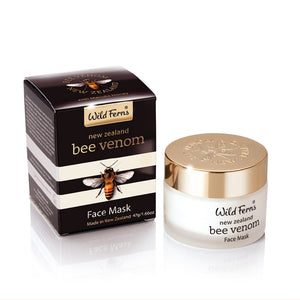 Wild Fern Bee Venom Face Mask with Active Manuka Honey 50g