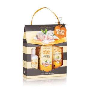 Wild Ferns Honey Babe Gift Set with Pure Manuka Honey