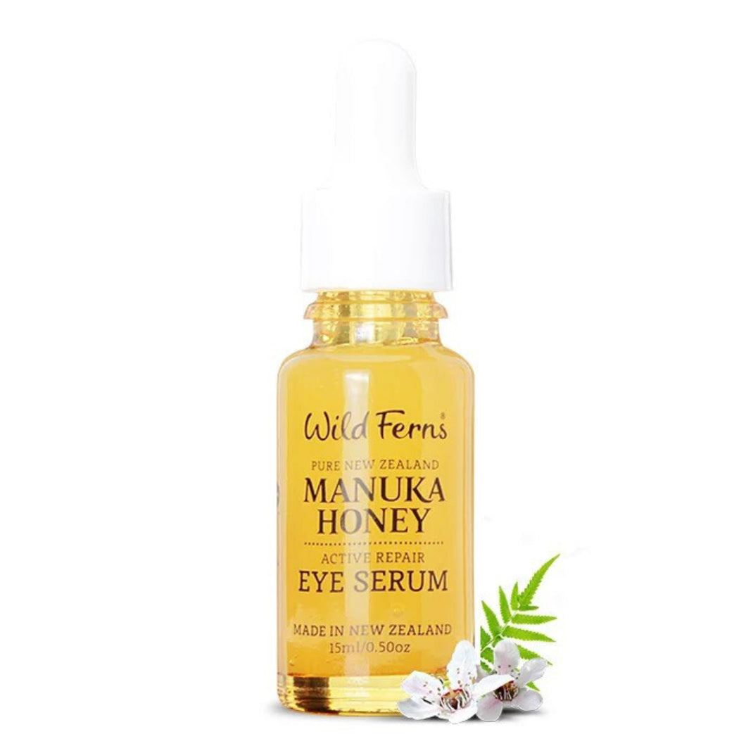 Wild Ferns Manuka Honey Active Repair Eye Serum 15ml