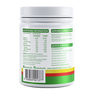 Cabot Health Fibretone Neutral Flavour Powder 200g