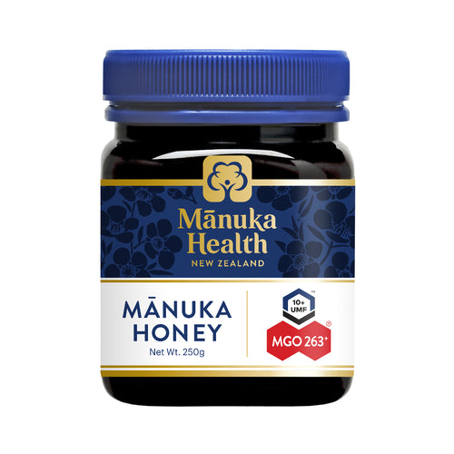 Manuka Health MGO263+ UMF10 Manuka Honey 250g