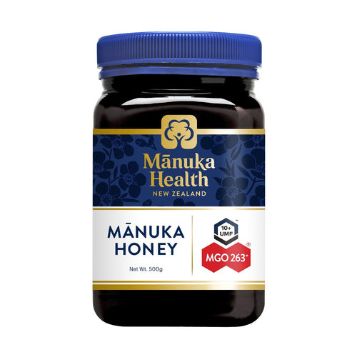 Manuka Health MGO263+ UMF10 Manuka Honey 500g