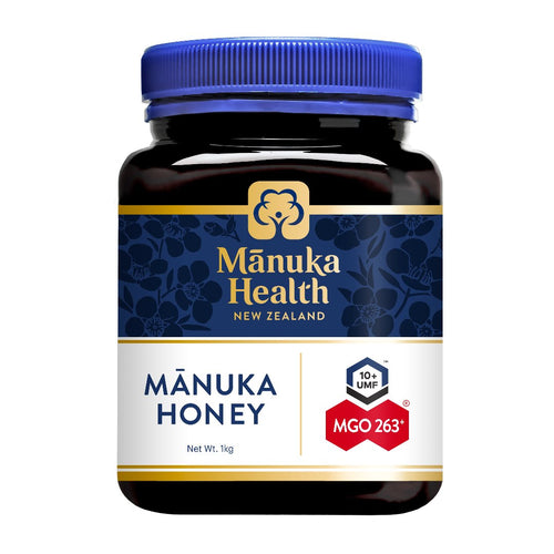 Manuka Health MGO263+ UMF10 Manuka Honey 1kg