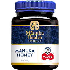 Manuka Health MGO115+ UMF6 Manuka Honey 1kg