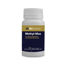 Load image into Gallery viewer, BioCeuticals Methyl-Max 60 capsules